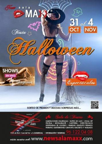 Fiesta Halloween New Sala Maxx