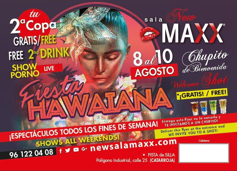Fiesta Hawaina Valencia