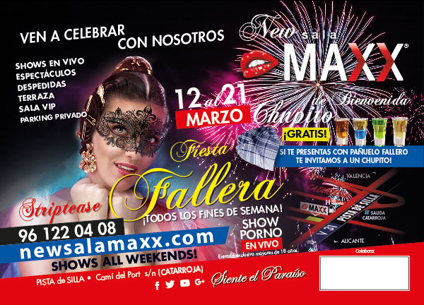 Fiesta Fallera 2020